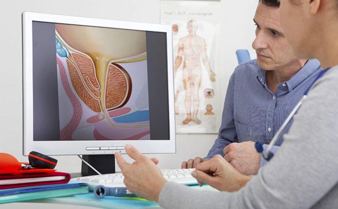 Diagnóstico Prostatitis